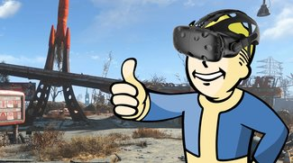 Wie Fallout 4 es schaffte, mich von Virtual Reality zu überzeugen [Kommentar]
