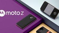 Amazon: Lenovo Moto Z kaufen und 50 € Sofort-Rabatt + Moto Mod gratis erhalten