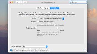 macOS: Warum f.lux auch nach Night-Shift-Integration noch interessant ist