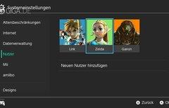 Nintendo Switch: Mehrere...