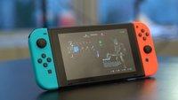 Nintendo Switch richtig ausschalten