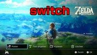 Nintendo Switch: Screenshots machen, bearbeiten und teilen