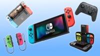Bestes Nintendo-Switch-Zubehör 2021: Controller, Taschen, Speicherkarten & mehr