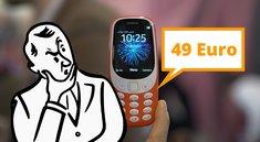 Statt Nokia 3310: 10 Vorschläge, wie du dein Geld besser ausgeben kannst