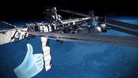 Oculus Rift: Kostenloser Trip zur Raumstation ISS