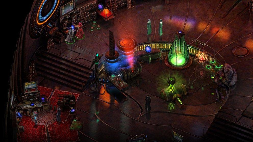 Torment: Tides of Numenera spielt auf der Erde - Eine Milliare Jahre in der Zukunft.