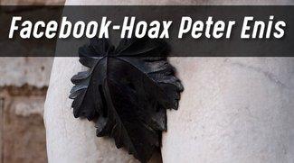 Peter Enis und die Facebook-Polizeiwarnung