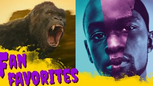 Film-Podcast: Peinliche Preisverleihungen, Moonlight & neuer King Kong  - Fan Favorites 5.10