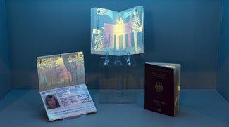 Der neue Reisepass lässt sich per Smartphone auslesen