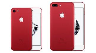 Rotes iPhone 7 vorbestellen: Heute 16:01 Uhr geht es los