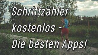 Schrittzähler kostenlos: Apps für iPhone und Android