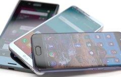 LG G6 vs. Huawei P10 vs. Sony...