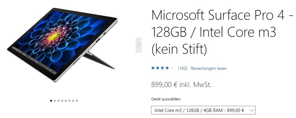 surface-pro-4-ohne-stift-store
