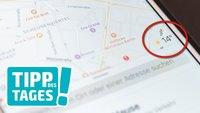Temperaturanzeige in der Karten-App aufrufen, so gehts ab iOS 10.3