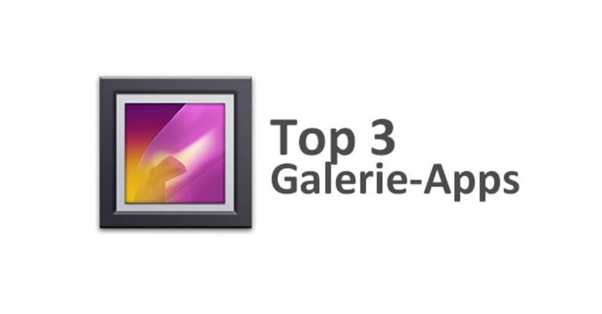 Die 3 besten Galerie-Apps für Android, die wir finden konnten – GIGA