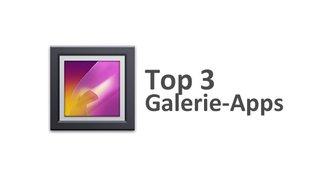 Die 3 besten Galerie-Apps für Android, die wir finden konnten