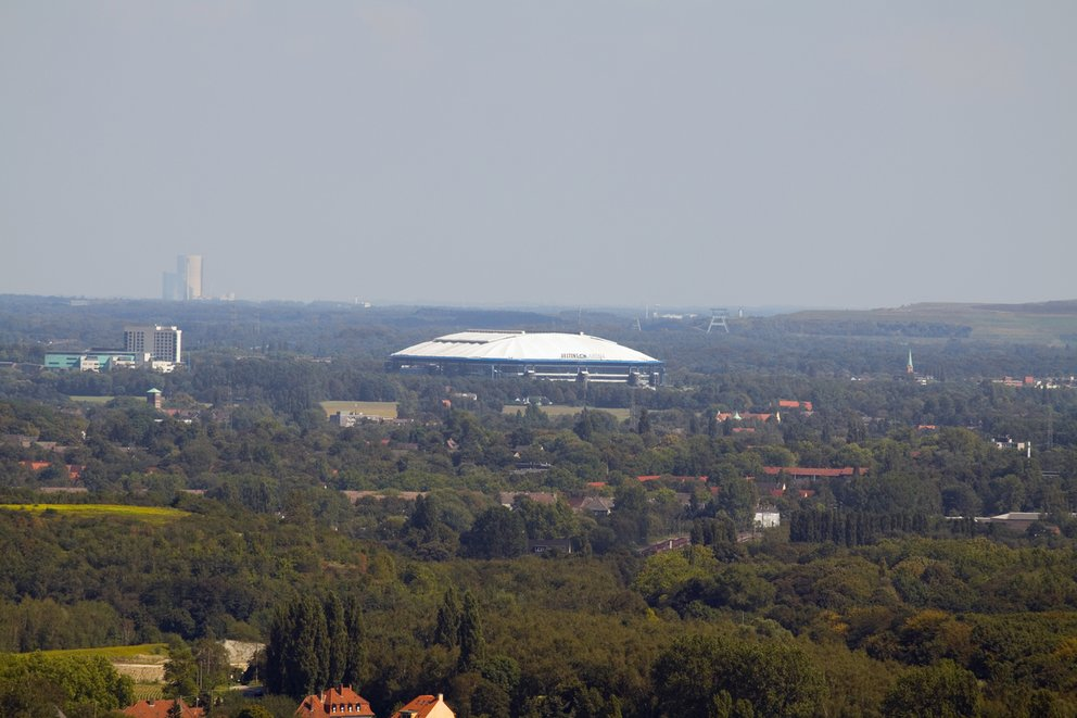 Veltins Arena, Schalke and Gelsenkirchen