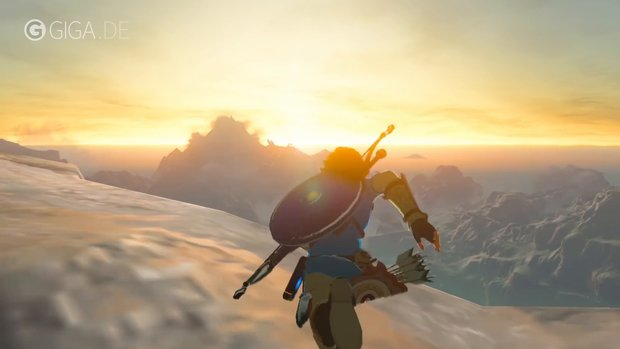 Zelda - Breath of the Wild: Ein Huhn, sie zu knechten