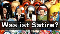 Was ist Satire? Was darf Satire?