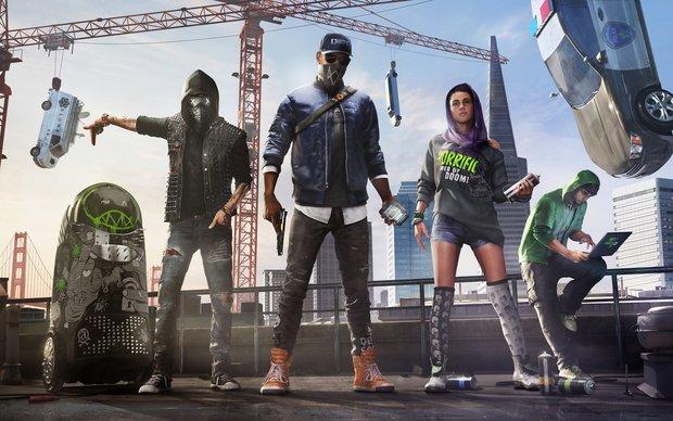 Watch Dogs 2: Neue Mehrspielermodi sollen gratis kommen