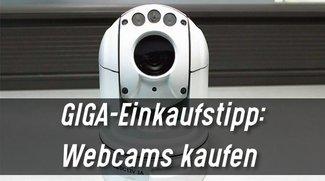 Webcam kaufen: Tipps der GIGA-Redaktion