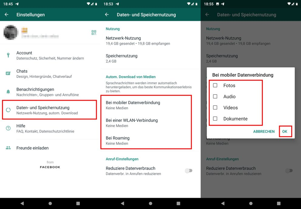 Whatsapp Bilder Automatisch Speichern