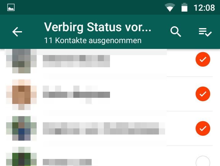Whatsapp Blockiert Online Status Sehen Was Können