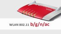 WLAN 802.11 b/g/n/ac: Was ist das und was sind die Unterschiede? – Einfach erklärt