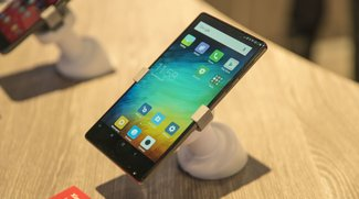 Xiaomi Mi Mix im Hands-On-Video: Das randlose Smartphone