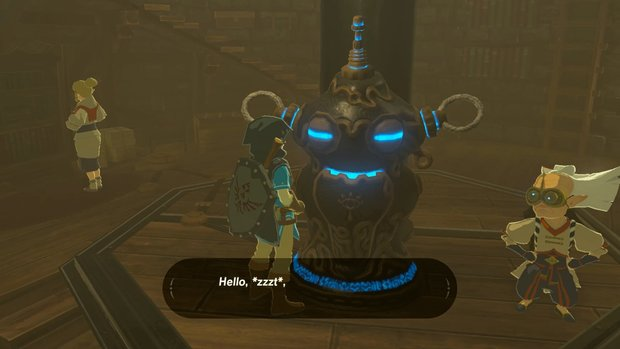 Zelda - Breath of the Wild: Antike Pfeile und Antiken Laden freischalten