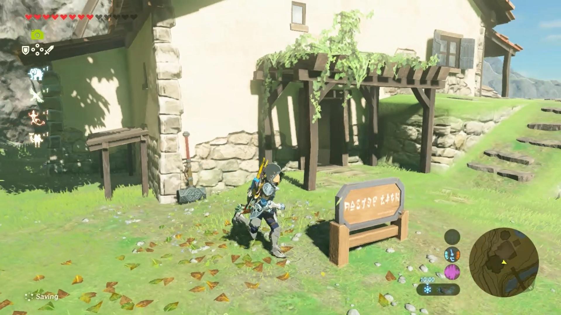 Zelda – Breath of the Wild: Haus kaufen – so bekommt ihr ein eigenes ...