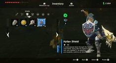 Zelda - Breath of the Wild: Hylia-Schild - so findet ihr den besten Schild