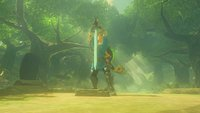 Zelda - Breath of the Wild: Master-Schwert - Fundort im Video