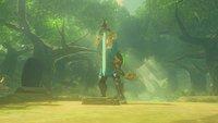 Zelda - Breath of the Wild: Master-Schwert finden - Lösung der Prüfung