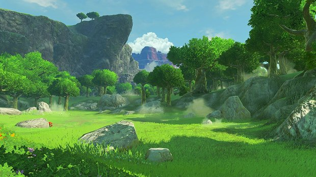 Zelda - Breath of the Wild: Materialien - alle Fundorte von Items und Gegenständen
