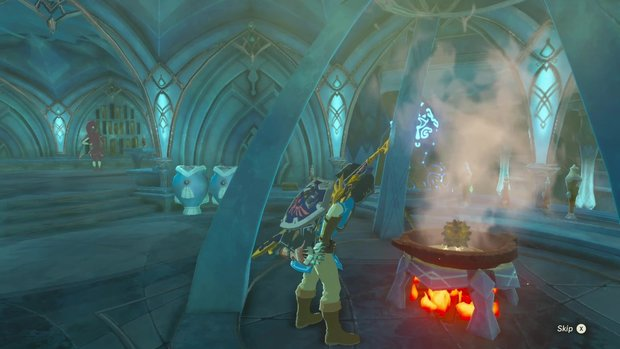 Zelda - Breath of the Wild: beste Heilung mit Maxi-Durians farmen