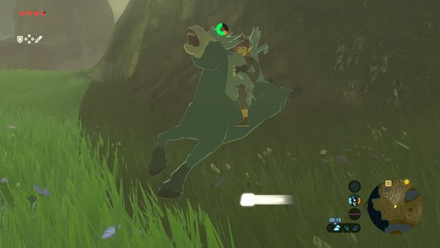 Zelda - Breath of the Wild: Pferde fangen, Epona finden und Zuneigung erhöhen