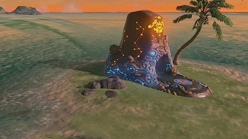 Kletterausrüstung Zelda Breath Of The Wild : Zelda u2013 breath of the wild: fundorte aller schreine mit belohnungen