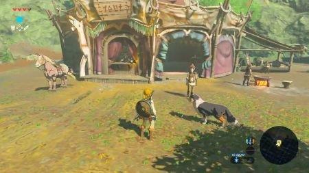Zelda - Breath of the Wild: Alle Hunde zum Finden von Schätzen