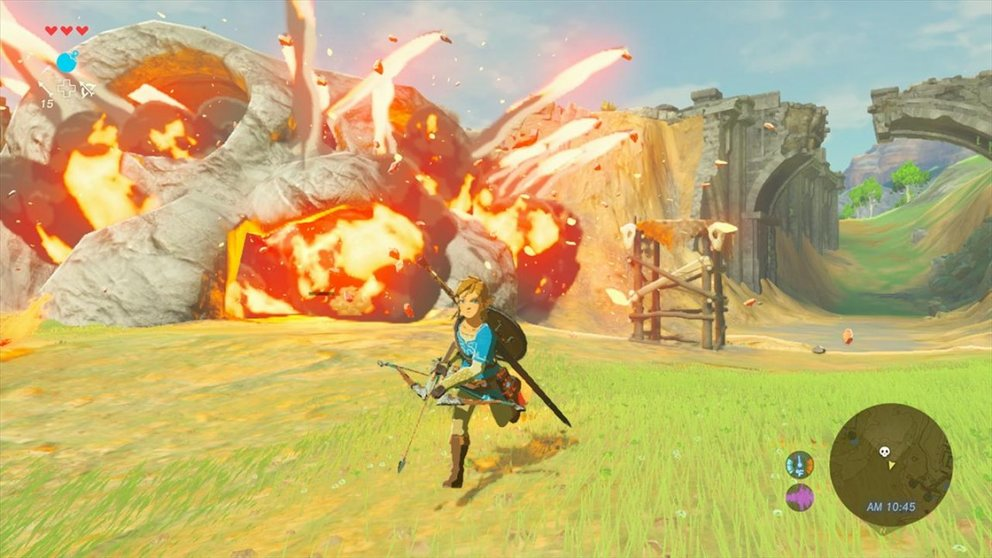 Zelda Breath of The Wild Tipps für den Kampf