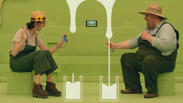 Nintendo: PETA beschwert sich über 1-2-Switch Minispiel
