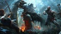 God of War: Geschichte in nordischer Mythologie, aber ohne Wikinger