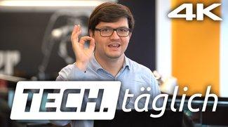 Apple mal ganz offen, Honor 8 Pro, Lücken in Samsung-TVs, 15-%-Rabatt auf Technik – TECH.täglich