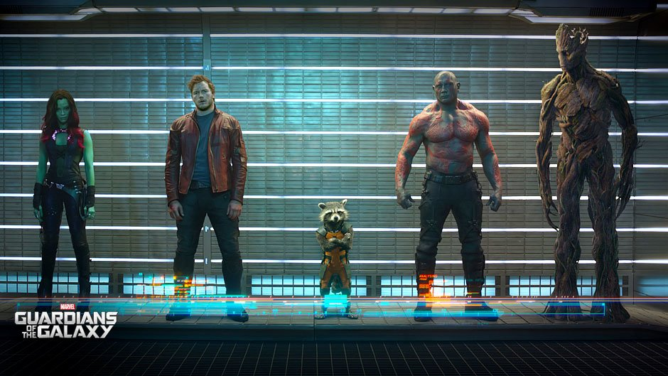 Guardians of the Galaxy Marvel Disney