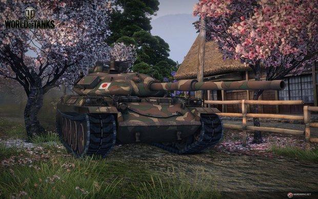 World of Tanks: Free2Play-Hit soll sich noch 30 Jahre halten