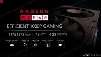 AMD Radeon RX 560 Polaris: Release, technische Daten, Ausstattung und Preis