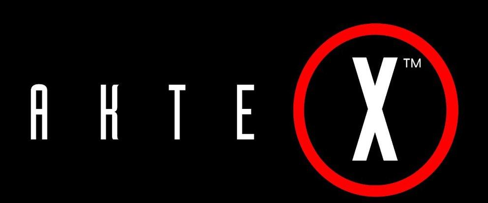 Akte X Banner