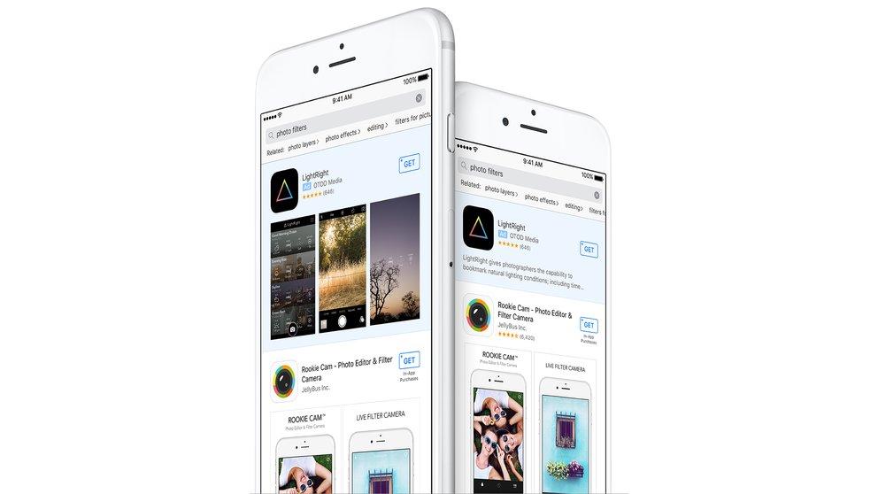 Apple weitet Werbeeinblendungen im App Store aus