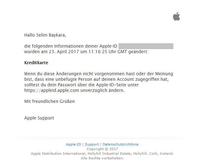 So Haben Mich Betrüger über Die Apple Id Fast Abgezockt Giga