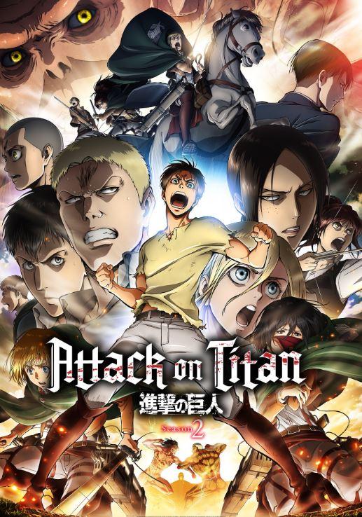 Attack On Titan Staffel 3 Stream Deutsch